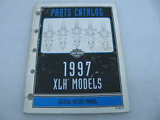 1997 Harley Davidson Sportster Parts Catalog Manual Book 99451-97