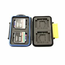 JJC MC-3 Memory Card Case for 4 x CF, 4 x SD, 4 x XD, 4 x MemoryStick Pro Duo