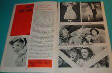 1955 ATLANTA TV Guide~JUDY GARLAND~WIZARD OF OZ~GLORIA LOCKERMAN~WALTER COY