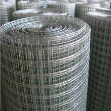 1 X 1 X 24 X 14 Gauge Galvanized After Welding 100 Wire Mesh
