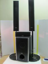 Sony 4 Speaker System SS-TS82 Stands SS-WS82 SS-CT80