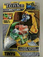 Tonka 51006 - Tinys Car Crush Escape Playset