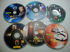 DVD 24 HEURES CHRONO - Bonus - Mobisodes - Effets Spéciaux - Interviews - 6 DVD