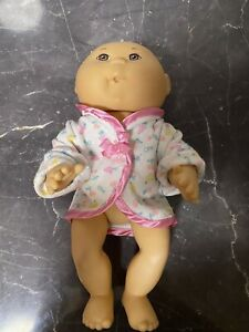 Vintage Cabbage Patch Kids Doll Bath Baby with Water Ring