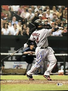 Manny Ramirez Boston Red Sox 500th Homerun Signed Auto 11x14 Photo ~ BAS