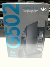 New listing Logitech - G502 Lightspeed Wireless Optical Gaming Mouse with Rgb Lighting *New