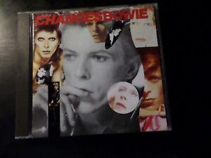 CD ALBUM - DAVID BOWIE - CHANGES BOWIE