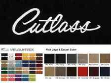 Lloyd Mats Oldsmobile Cutlass Custom Velourtex Front Floor Mats (1968-1999)