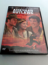 "DVD ""AMERICAN OUTLAWS"" LES MAYFIELD COLIN FARRELL SCOTT CAAN ALI LARTER"