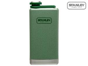 BigStanley Adventure Taschenflasche 236ml 18/8 Edelstahl Flachmann Feldflasche