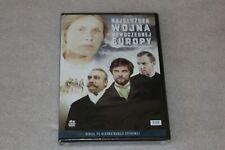 Najdłuższa wojna nowoczesnej Europy - DVD POLISH RELEASE SEALED FILM POLSKI
