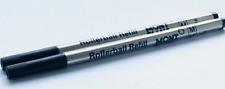 Montblanc Rollerball Refills (M) Black  – Refill Cartridge - PACK OF 2