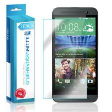 2x iLLumi AquaShield Crystal HD Clear Screen Protector Shield for HTC One E8