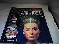 Deagostini The Glory Of Ancient Egypt - Issue 3 - The Bust of Nefertiti
