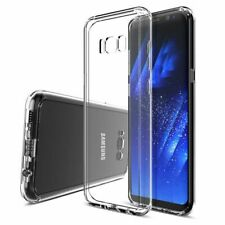 100x Clear Gel Series Transparent TPU Case Cover For Samsung Galaxy J3 (2016)
