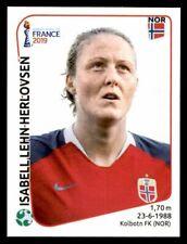 Panini FIFA World Cup 2019 France Women #79 Isabell Lehn Herlovsen Norway
