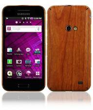 Skinomi Light Wood Full Body Skin+Screen Protector Cover for Samsung Galaxy Beam