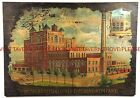 Rare 1910s Westchester County Brewing MEYERCORD Beer Factory Scene Tavern Trove