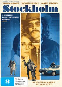 Stockholm - DVD (NEW & SEALED)