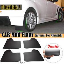 Mud Flaps Splash Guards Mudguards Mudflaps For Mitsubishi Lancer Evolution EVO X