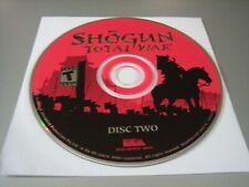 Shogun: Total War (PC, 2000) - Disc 2 Only!!!
