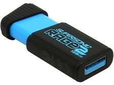 Patriot Memory 128GB Supersonic Rage 2 USB 3.0 Flash Drive, Speed Up to 400MB/s