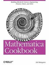 Mathematica Cookbook: By Mangano, Sal