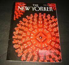 Critical Mass le Nouvel Yorker Revue Marche 23 2020 Chaos