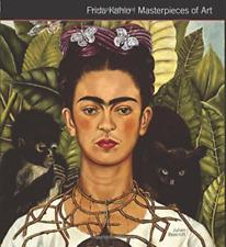Frida Kahlo Masterpieces of Art by Julian Beecroft (Hardback, 2017)