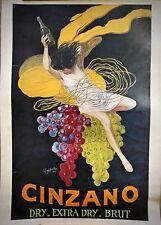 CINZANO - Poster fotografico - Leonetto Cappiello -