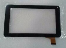 "7"" OEM EMERSON EM744 7 INCH DIGITIZER FRONT TOUCH SCREEN GLASS7 186*111mm zhang8"