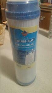 Coralife Pure-Flo GAC Active Carbon Cartridge