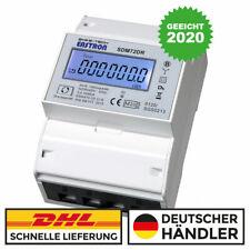 EASTRON LCD Drehstromzähler Stromzähler MID geeicht für Hutschiene 80A 400V