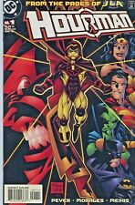 HOURMAN #1-25 COMPLETE SET JUSTICE LEAGUE AMAZO TOMORROW WOMAN DC