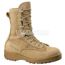 Caliente Mujer Niña Botas Militares 790 Belleville Desierto Tan Combate Goretex