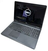 """Dell Latitude E5550 15.6"""" Touch Laptop i7-5600U 2.6GHz 8GB RAM No HDD/OS H8ZQR72"""