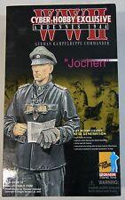 """Dragon Models 1/6 WWII GERMAN KAMPFGRUPPE COMMANDER """"JOCHEN"""""""