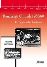 Bundesliga-Chronik 1968/69 FC Bayern München
