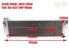 Universal air eau échange de chaleur CHARGECOOLER radiateur rad pré commande vente