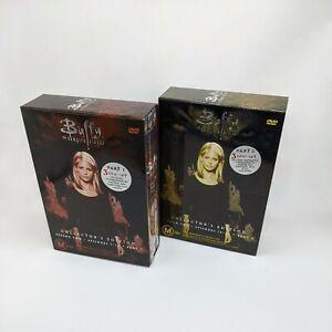 Buffy Season 2 Collectors Edition Part 1 & 2 Box Set DVD Region 4