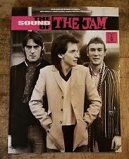 The Sound Of The Jam Guitar Edition Tablature Note For Note Wise Pub. 26 Songs!