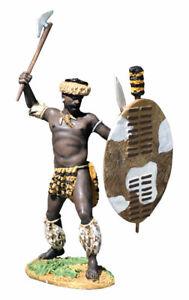 William Britain Zulu War Zulu Attacking with Axe 20197