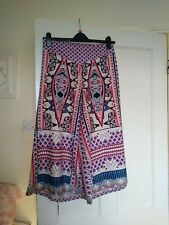 LADIES FAB TROUSERS/CULOTTES SIZE L FROM LUCKY & COCO