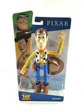 "Disney Pixar Toy Story Woody Poseable Action Figure 9"""