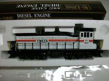 O SCALE   K-Line K2292-0207 Timken MP-15 Diesel Engine