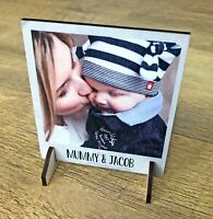 Personalised 1st Fathers Day Gifts For Daddy Grandad Dad Grampy Baby Photo Gifts