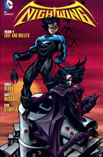 NIGHTWING VOL #4 TPB LOVE AND BULLETS Chuck Dixon DC Comics #26-34 + More TP