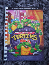 100% non officiel Teenage Mutant Ninja Turtles/Tmnt Collectors Guide Book
