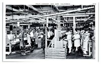 Fruit Canning, San Jose, CA Postcard *5Q(2)9