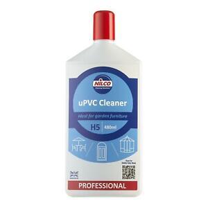 Nilco SVTN500UPVCSR 0.5L H5 uPVC Cleaner 500ml Paste Cleanser Garden Furniture